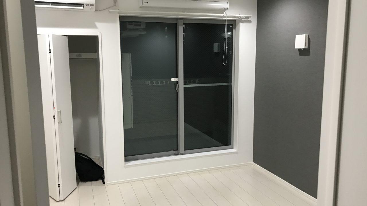 6畳1Kの部屋
