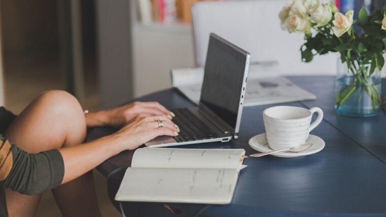 ブログとコーヒー